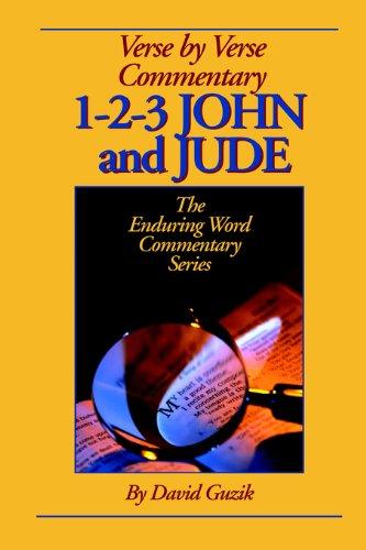 1-2-3 John and Jude