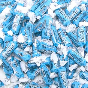 Tootsie Roll Frooties 400-Pieces Blue (Blue Frooties)