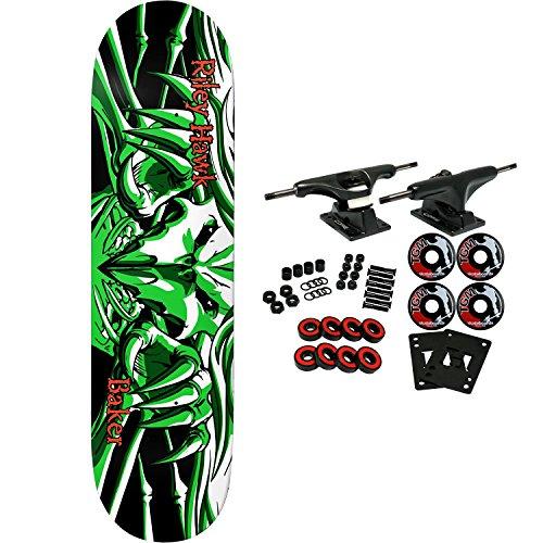 """Baker Skateboard Complete Hawk Falcon 3 Legacy 8.25"""""""