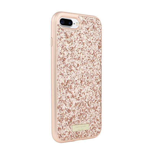 best service 19a88 f26a1 kate spade new york Glitter Case for iPhone 7 Plus: Amazon.in ...