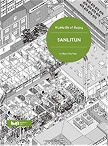 A Little Bit of Beijing: Sanlitun