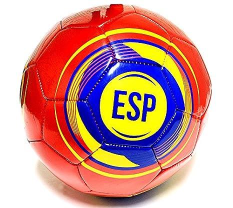 Balón de fútbol oficial tamaño 5 para práctica con bandera de ...