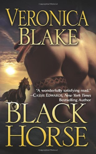 book cover of Black Horse
