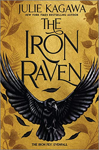Book Cover: The Iron Raven
