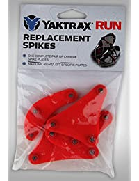 Run Traction Cleats 1 Pair Replacement Spikes
