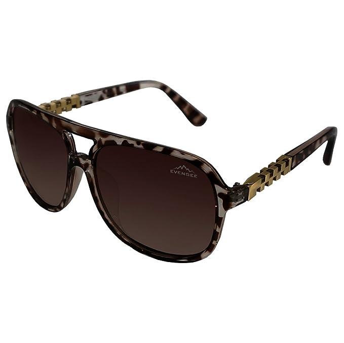 evengee Fashion para mujer polarizadas gafas de sol con protección UV