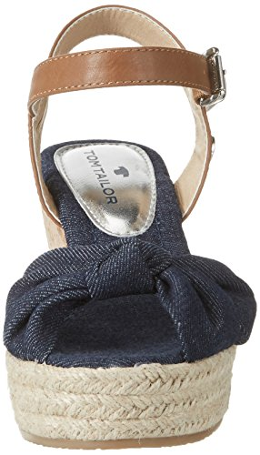 Tom Tailor 2790702 - Tira de tobillo Mujer azul (navy)