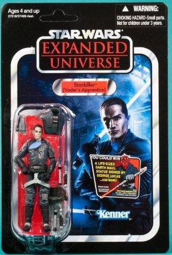 2012 Star Wars Figure Vintage Wave 5 Vc100 Starkiller NIP Unpunched Limited!!!