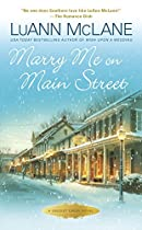 MARRY ME ON MAIN STREET (CRICKET CREEK)