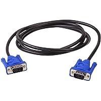 BullStore Cable De Video Vga a Vga De 1.5 Metros, para Monitor, Pc y Mas...