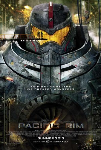 Pacific Rim (2013) 11 x 17 Movie Poster - Style A for sale  Delivered anywhere in USA