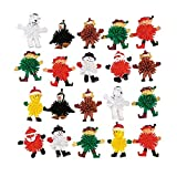 Holiday Porcupine Character Assortment