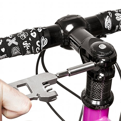 The Breaker Cycle Multi Tool - Black by Full Windsor (Image #5)