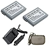 Amsahr DV04XL-05 Replacement Battery for HP DV04XL, 863693-2B1, DV04046XL, HSTNN-W612 (7.7V, 47.58WH), Includes Mini Optical Mouse.