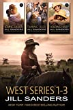 The West Series Books 1-3: Contemporary Romance Series (West Series Boxset Book 1)