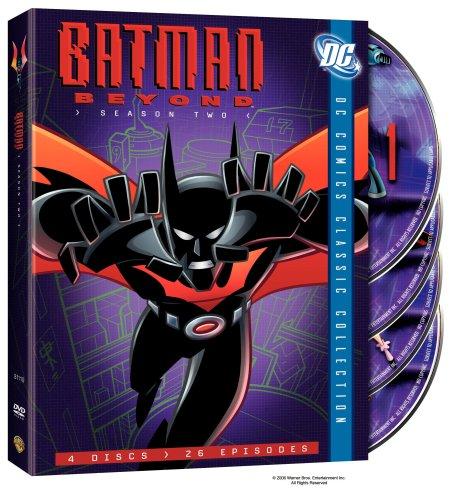 DVD : Batman Beyond: Season Two (Digipack Packaging, , Standard Screen, 4 Disc)