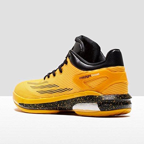 adidas Basketballschuhe Crazylight Boost Low scarlet/core black/solar red 47 1/3