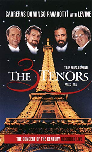 The 3 Tenors: Paris 1998 (Best Tenors In The World)