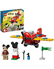 LEGO Mickey and Friends 10772 Mickey Mouse's Propeller Plane (59 Pieces)
