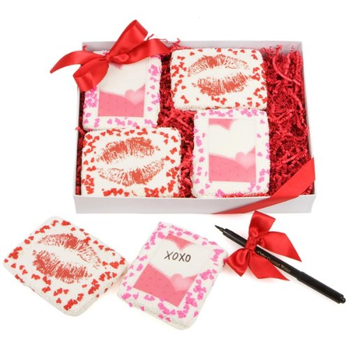 Love NotesTM Valentines Day Cookie CardsTM