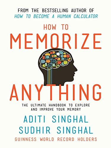 How Memorize Anything Ultimate Handbook ebook