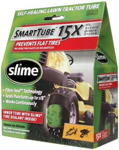 Amazon.com: Slime para tractor cortacésped Tubo 15 x 6,00 ...