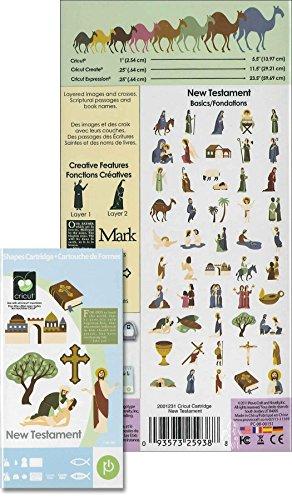 Cricut New Testament Cartridge
