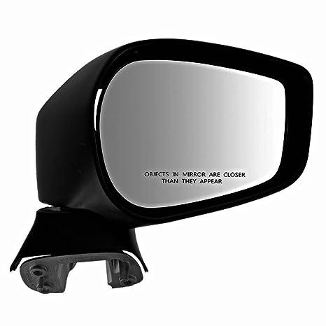 Fits 13-16 Scion FR-S Subaru BRZ Right Passenger Mirror Power Textured Black N