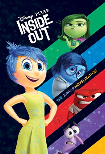 Inside Out Junior Novel (Disney Junior Novel (ebook)) ()