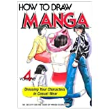 How to Draw Manga: Dressing Your Characters in Casual Wear