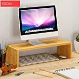 Shelves MEIDUO Desk Organiser Small Objects Storage Keyboard Commodity Shelf (Color : C50cm)