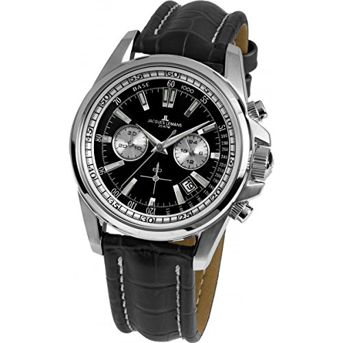 Jacques Lemans Liverpool 1-1117.1AN Mens Chronograph Design Highlight