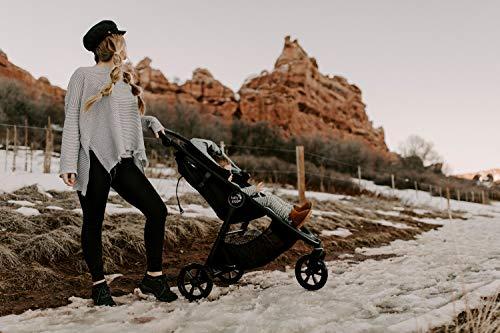 51NphLObScL - Baby Jogger City Mini GT2 Travel System, Slate