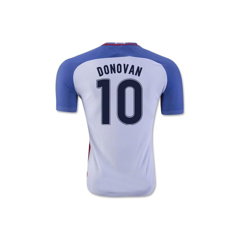 2016-17 USA Home Shirt (Donovan 10) B01EOV8ZN4