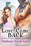 Love Came Back, Stephanie Garza, 1492203106