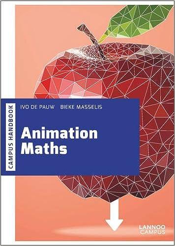 Animation Maths (Campus handbook)