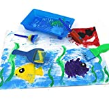 EVNEED Paint Sponges for Kids,29 pcs of fun Paint