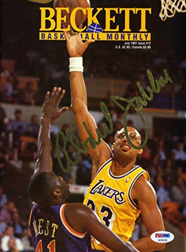 971a203dcf8 KAREEM ABDUL JABBAR PSA DNA COA Autograph Beckett Hand Signed Authentic