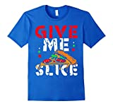 Give Me Pizza Funny Food T-Shirt