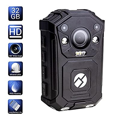 R-Tech Body Camera