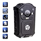 Best Body Cameras - R-Tech HD 1296P Infrared Night Vision Police Body Review