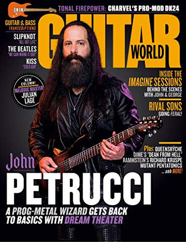 Guitar World (1-year auto-renewal)