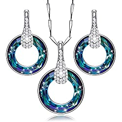 Women's Jewelry Sets with Crystal from Swarovski