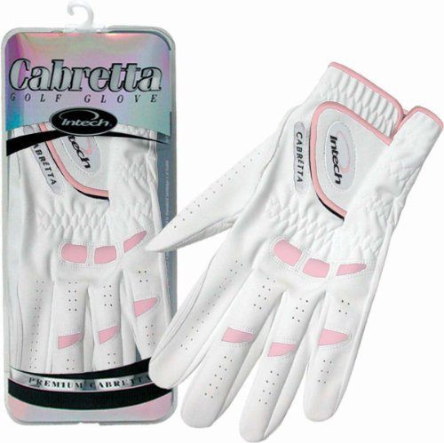 Intech Ti-Cabretta Glove Ladies (Left-Handed, Medium)