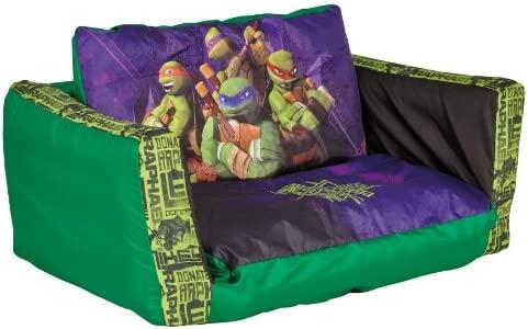 Nuevo diseño de las Tortugas Ninja sofá cama infantil para ...