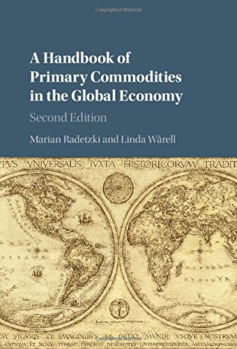 A Handbook of Primary Commodities in the Global Economy by Radetzki Marian