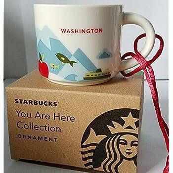Ornamentwashington You Starbucks Here Are Mug Collection Demi lT1uFJK3c