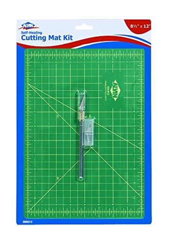 Mats Alvin (Alvin Self-Healing Cutting Mat Kit, 8 1/2