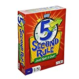 Game House 5 Second Rule, Just Spit it Out: Board Game Card Game like ...