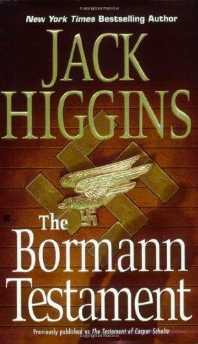The Bormann Testament (Paul Chavasse)